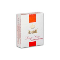 Amor (studded & Ribbed) Long Time Delay Condoms (12 Condoms )